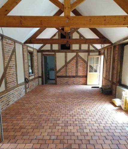 Poline entreprise : Rénovation intérieur extérieur maison Salbris 41300