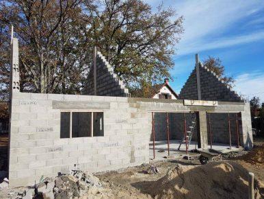 Poline entreprise : maçonnerie à Souesmes 41300 : construction de garage